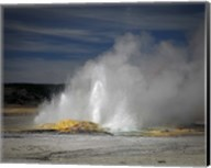 Geyser Yellowstone Fine-Art Print