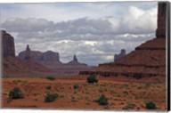 Monument Valley III Fine-Art Print
