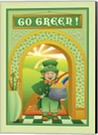 Go Green Fine-Art Print