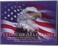 Pledge of Allegiance Fine-Art Print