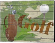 Golf Fine-Art Print