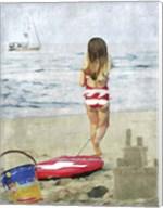 Beach Baby Fine-Art Print