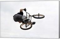 BMX Above Fine-Art Print