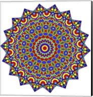 Stars Mandala Beautified Fine-Art Print