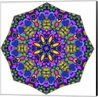 Sublime Sunshine Mandala Fine-Art Print