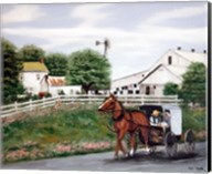 Amish Country 1 Fine-Art Print