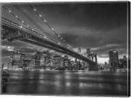 Manhattan BW Fine-Art Print