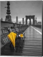 Yellow Umbrella Fine-Art Print
