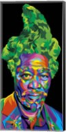 Morgan Freeman Fine-Art Print