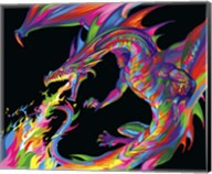 Fantasy Dragon Fine-Art Print
