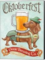 Beer Dogs III Fine-Art Print
