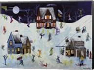 Mountain Ski Slope Fine-Art Print