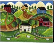 Corgi Country Fine-Art Print