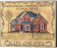 Brick House Blessing Fine-Art Print