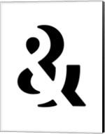 Ampersand Fine-Art Print