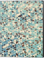 Grunge Geometry Fine-Art Print