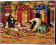Beagle Pups Fine-Art Print