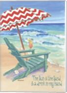 Sun and Sand Fine-Art Print