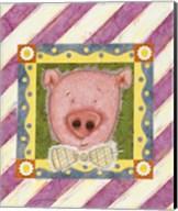 Pig in Bow Tie Fine-Art Print