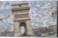 Arc de Triomphe II Fine-Art Print