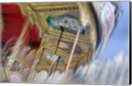 Carousel de Montmartre I Fine-Art Print