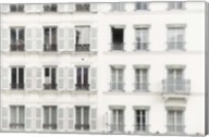 Paris Apartement Building II Fine-Art Print