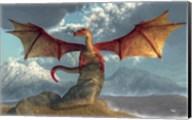 Fire Dragon Fine-Art Print