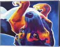 Beagle - Roxy Fine-Art Print