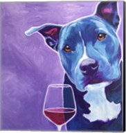 Shakti With Wine Fine-Art Print