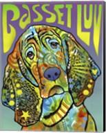Basset Luv Fine-Art Print