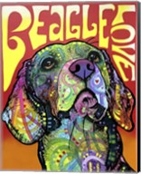 Beagle Love Fine-Art Print