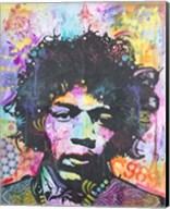 Hendrix 6 Was 9 Fine-Art Print
