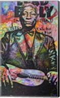 Lead Belly Fine-Art Print