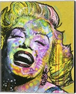 Golden Marilyn Fine-Art Print