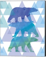 Geometric Polar Fine-Art Print