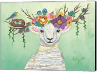 Spring Lamb Fine-Art Print
