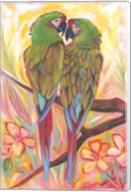 Parrot Tango Fine-Art Print