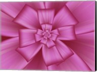 Pretty Pink Bow II Fine-Art Print