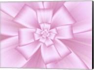 Pretty Pink Bow III Fine-Art Print