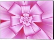 Pretty Pink Bow IV Fine-Art Print