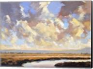 The Marsh 3 Fine-Art Print