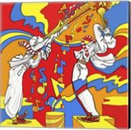Horn Duo Fine-Art Print
