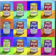 Pop Art - Soup Fine-Art Print