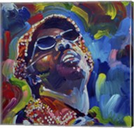 Stevie Wonder Fine-Art Print