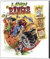 Lawn Ranger Fine-Art Print