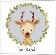 Be Kind Deer Fine-Art Print