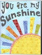 You Are My Sunshine Fine-Art Print