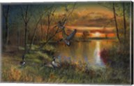 Evening Refuge Fine-Art Print