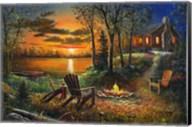 Fireside Fine-Art Print