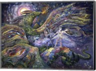 Dragon Dancers Fine-Art Print